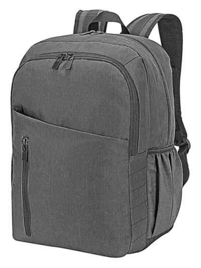 Shugon Birmingham Backpack Charcoal Melange