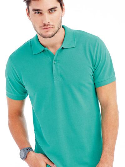Stars Henry Mens Polo Shirt