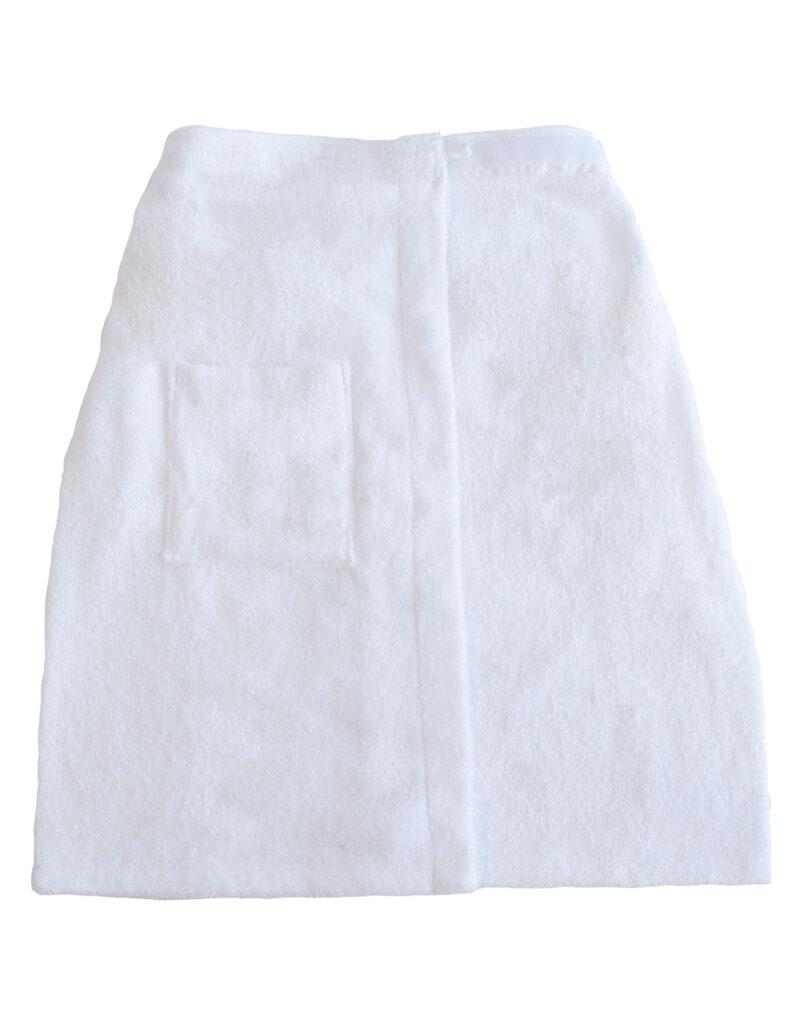 Towels By Jassz Rhòne Sauna Towel White