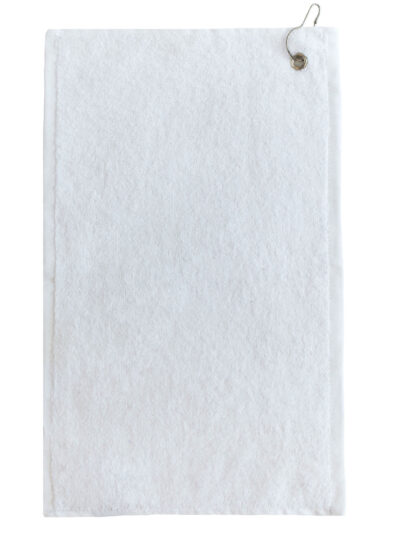 Towels By Jassz Thames Golf Towel 30x50 cm White