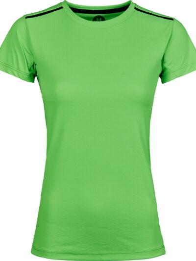 Tee Jays Women's Luxury Sport Tee Shocking Green