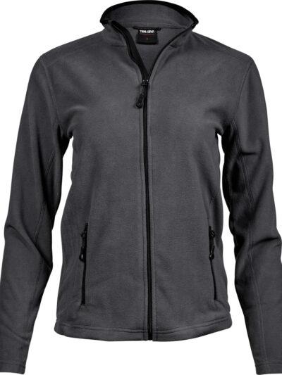 Tee Jays Ladies' Active Fleece Dark Grey