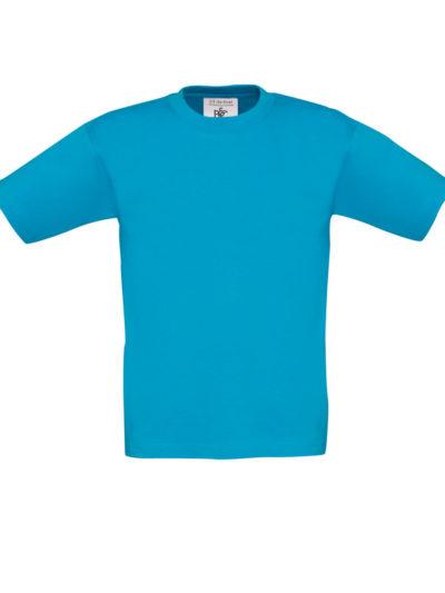 B&C Kid's Exact 150 T-Shirt Atoll