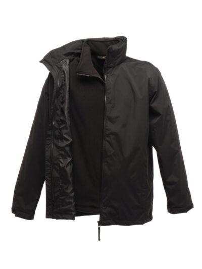 Regatta Classic Waterproof 3-in-1 Jacket Black