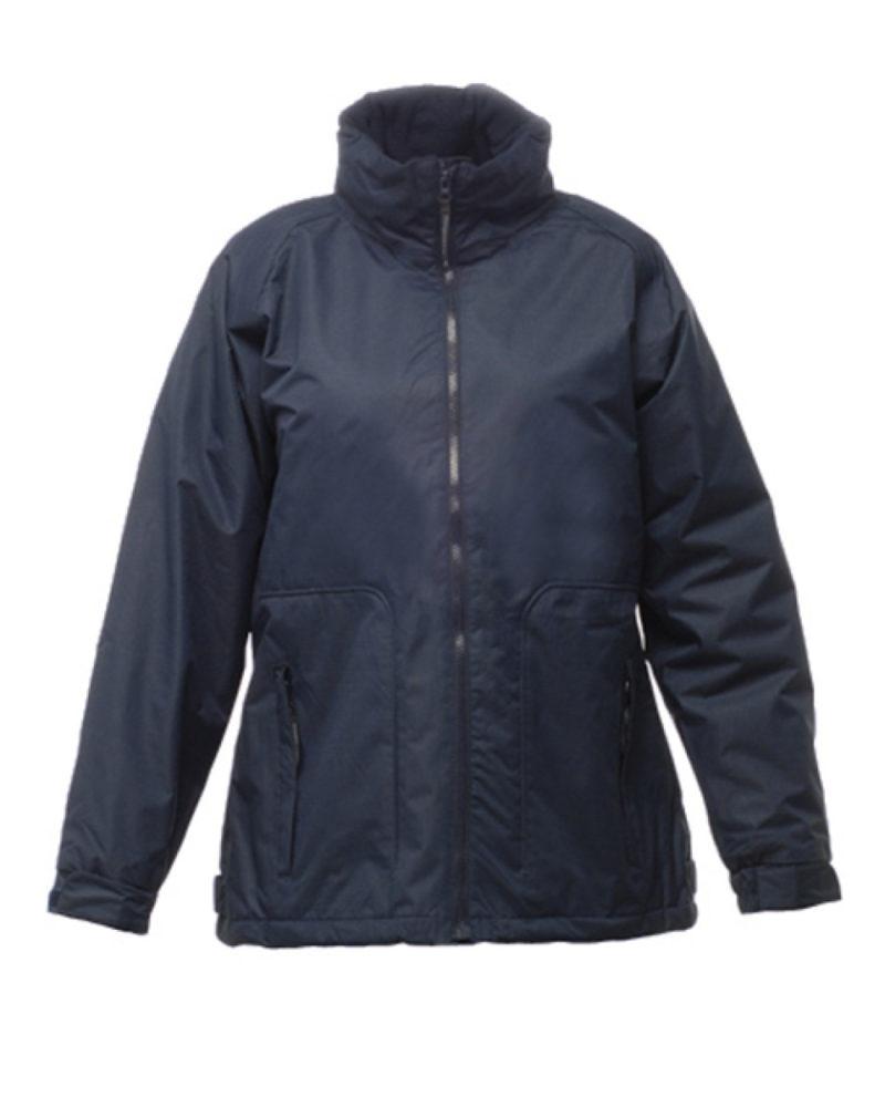 Regatta Hudson Women's Fleece Lined Jacket Navy Blue