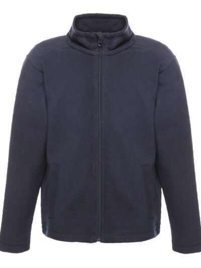 Regatta Junior Kid's Brigade II Full Zip Fleece Navy Blue