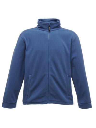 Regatta Classic Full Zip Fleece Royal Blue