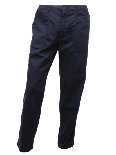 Regatta New Action Trousers (Long) Navy Blue