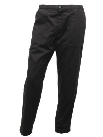 Regatta Lined Action Trouser (Long) Black