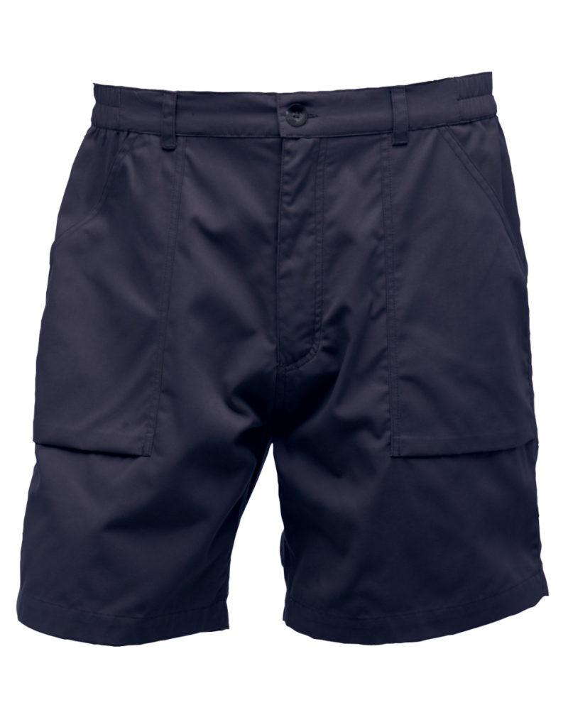 Regatta Action Shorts Navy Blue