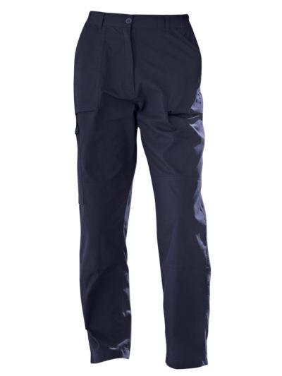 Regatta New Action Women's Trouser (Long) Navy Blue