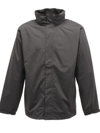 Regatta Ardmore Waterproof Shell Jacket Seal Grey and Black