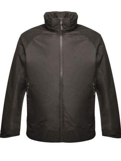 Regatta Ashford II Men's Hybrid Breathable Jacket Black