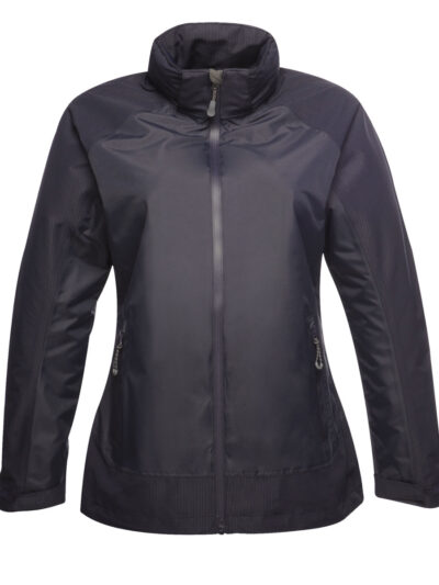 Regatta Ashford II Women's Hybrid Breathable Jacket Navy Blue