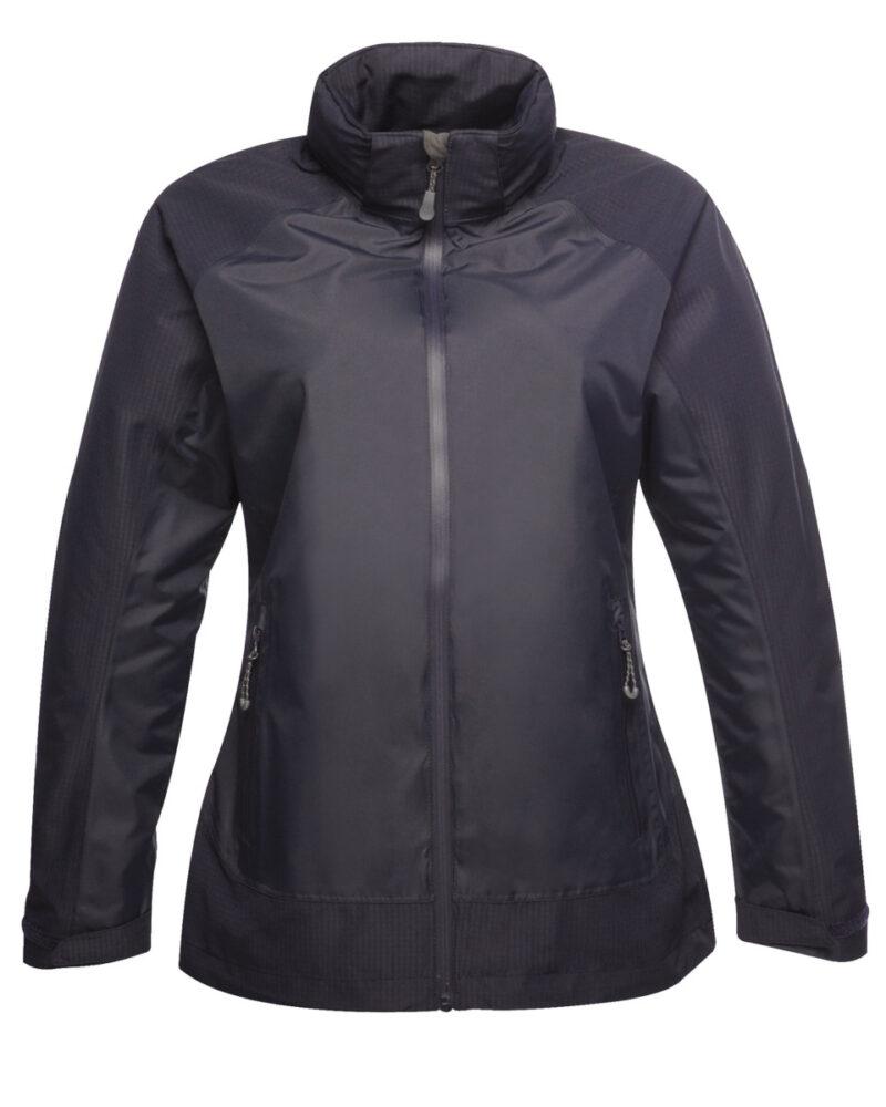 Regatta Ashford II Women's Hybrid Breathable Jacket Navy Blue
