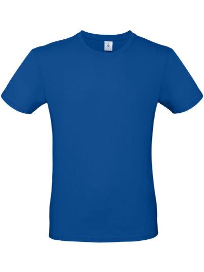 B&C Men's #E150 Tee Royal Blue
