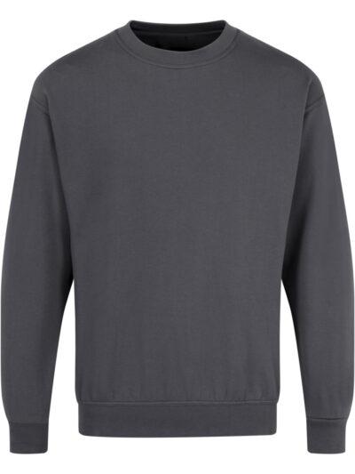 Ultimate Clothing Company Unisex 50/50 260gsm Sweatshirt Charcoal