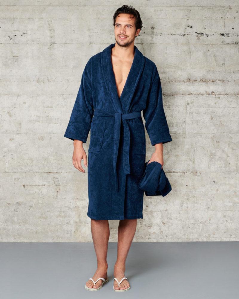 Velour Bath Robe