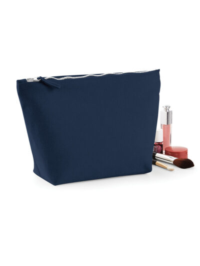 Westford Mill Canvas Accessory Bag Navy Blue