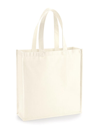 Westford Mill Gallery Canvas Tote Natural