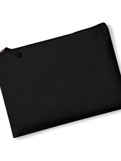 Westford Mill EarthAware® Organic Accessory Pouch Black