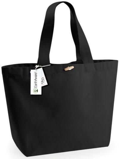 Westford Mill EarthAware® Organic Marina Tote XL Black