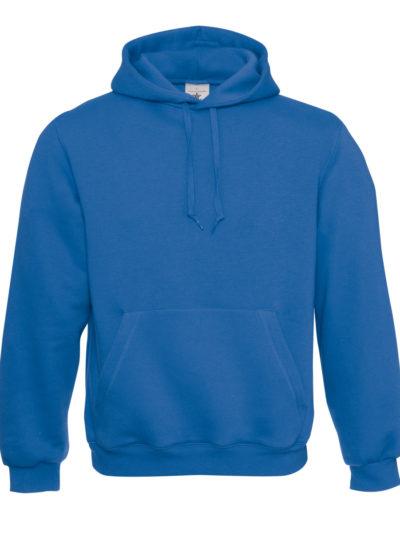 B&C Hooded Sweatshirt Royal Blue