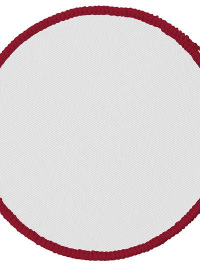 Circular badge