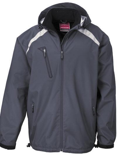 Spiro airstream jacket