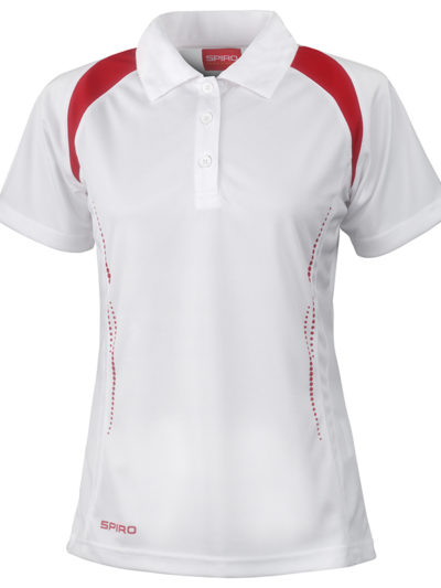 Women's Spiro team spirit polo