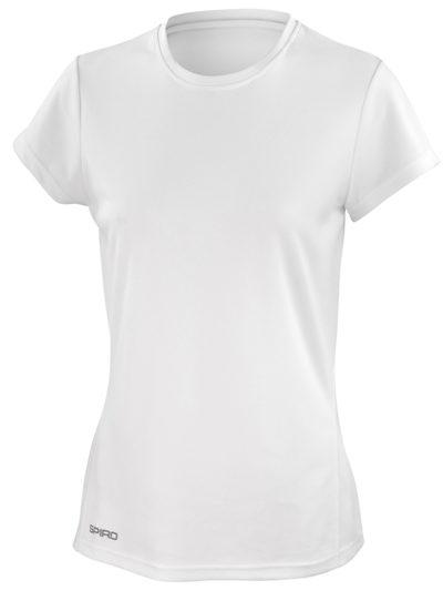 Women's Spiro quick dry short sleeve t-shirt