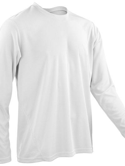 Spiro quick dry long sleeve t-shirt