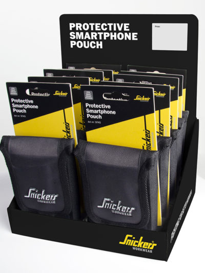 Protective smartphone pouch pack of 10 (9755)