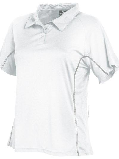 Women's performance wicking polo shirt