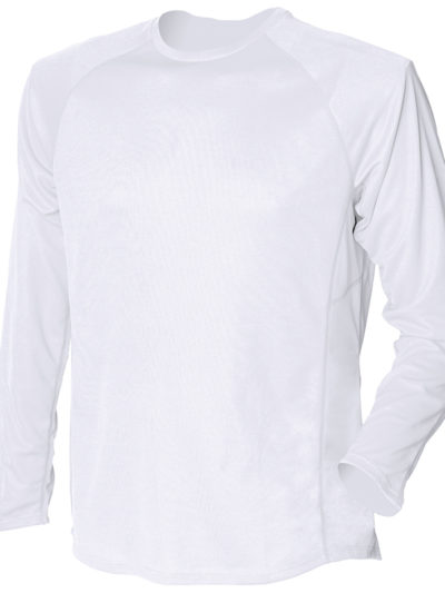Teamsport long sleeve Aridus-Dri¨ running t-shirt
