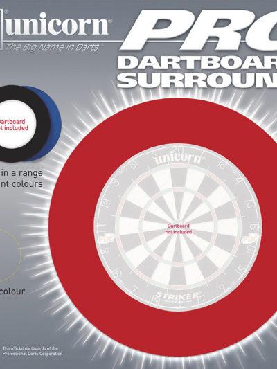 Pro surround for dartboard