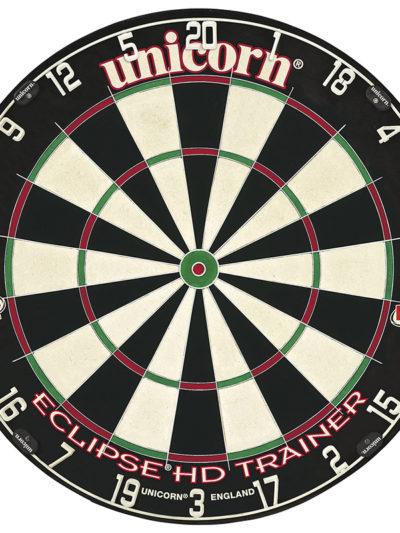 Eclipse high definition dartboard